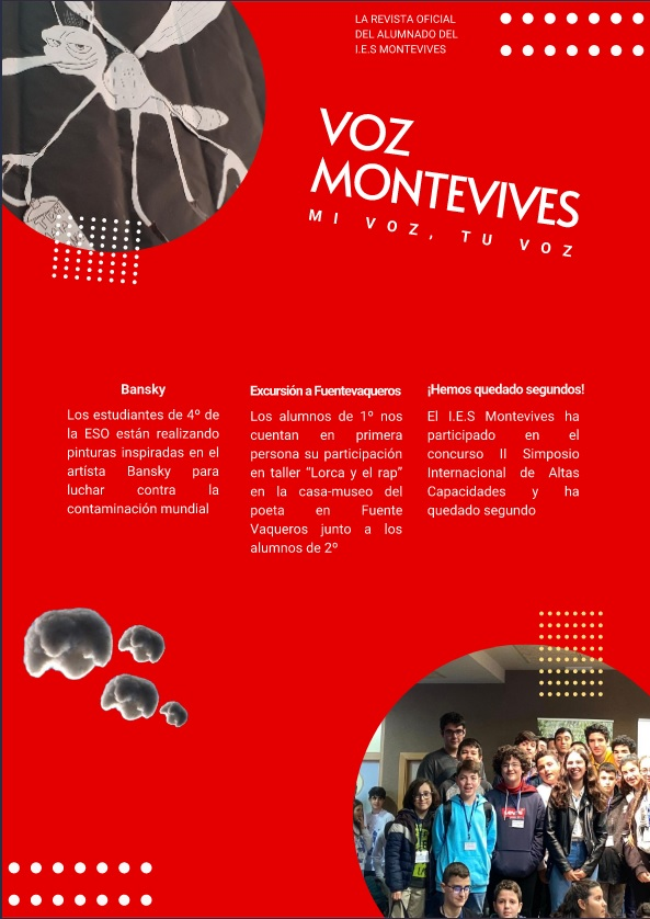 Revista Digital del IES Montevives - mar. 2020